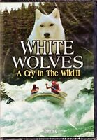 White Wolves: A Cry in the Wild II (DVD, 2005) Free Shipping in Canada