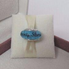 New w/BOX Pandora Jersey Shore Murano Glass Bead Charm #ENG790924_1 So RARE!
