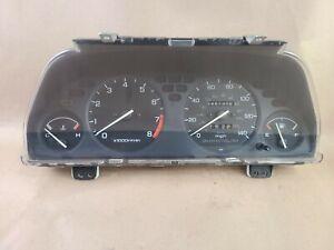 1990 - 1993 Genuine DA Acura Integra LS GS RS RPM Manual Instrument Cluster 546K