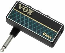 Vox amPlug 2 Bass Headphone Amplifier - Black