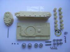 STRETTON MODELS TANK MUSEUM RARE KIT 1/50 CHAR RUSSE KV1 A COMPLETER