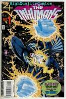 INHUMANS #1, NM, Black Bolt, Medusa, Kree, Great Refuge, 1995, more in store