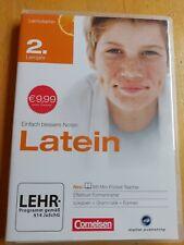 Cornelsen Lernvitamin Latein 2. Lernjahr