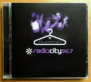 Radio City 96.7: The Weekend 2 Weekender (2CD, Globe UK 2000)