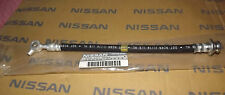 NISSAN PATROL Y60 GQ FRONT BRAKE HOSES (2) GENUINE NISSAN PART BRAND NEW