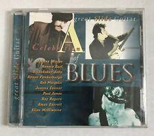 A Celebration Of Blues, The Great Slide Guitar CD (1997) Winter Earl Funderburgh
