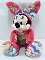 """Easter Minnie Mouse Plush 14"""" Head To Toe"""