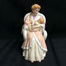 "Fine porcelain figurine by Lenox entitled ""The Evening Lullaby"" (1991)    (BJ5)"