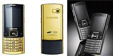 "Original Samsung D780 2.0MP Dual SIM Mobile Phone Russian/English Unlocked 2.1"""