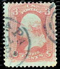 1861 US Stamps SC#65 3c Washington used
