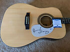 Brian May Queen Signed Autographed Acoustic Guitar Beckett Certified for sale