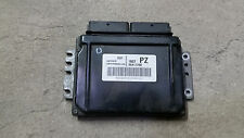 Chevrolet Matiz ECU Engine Control Unit 96417290 5WY5403F 1BGT