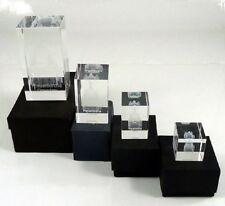 Figuras decorativas de cristal para el hogar