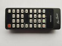 SC-HC57 HiFi System Panasonic N2QAYC000057 Fernbedienung für SC-HC37