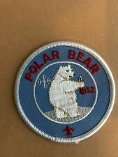 Boy Scout Patch - Polar Bear Patch - see photo