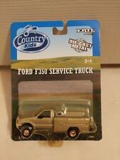 Ford F350 Service Truck By Ertl 1/64 Scale