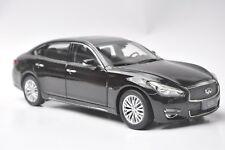 Infiniti Q70l Car Model In Scale 1 18 Black