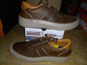 NEW $85 Mens Skechers Viewport Brambo Shoes size 9.5