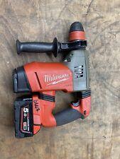 18 Milwaukee M CHPX - 0 18v Benzina SDS Plus Trapano ad alte prestazioni 5.0ah T607