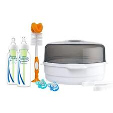 Dr. Brown's Microwave Steam Sterilizer Gift Set