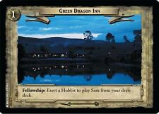 LoTR TCG FoTR Fellowship Of The Ring Green Dragon Inn FOIL 1U322