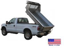PICKUP BED DUMP KIT - Stainless Stl Construction - For 8 Ft Beds - Incl Controls