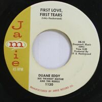 50'S & 60'S 45 Duane Eddy - First Love, First Tears / Some Kind--A Earthquake On