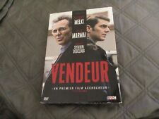 "DVD ""VENDEUR"" Gilbert MELKI, Pio MARMAI"