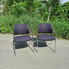Mid Century Witzemann Walter Knoll Forum  neu gepolstert schwarz Stuhl Set