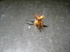 New listing 6 Size 14 Cinnamon Flying Ant Premium Ligas Fly Fishing Flies