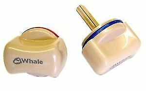 Whale Elegance Tap/Shower Upgrade Kit in Beige - Part No. AS5626