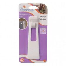 Dreambaby Refrigerator Freezer Appliance Child Safety Latch Lock - White - L121