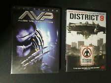 Alien vs. Predator (DVD) & District 9 (DVD) Free Shipping!