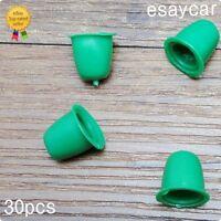 30 x Moulding Clip Nylon Retainer With Rubber Grommet A21449 3B0-853-575 Fit VW