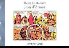 AVENTURE 5 : Henry Le Monnier JEAN D'ARMOR réédition Wrill / Gordinne / Tarou