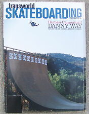 Danny Way Dc Kalis Big Black Skateboard Video Transworld Skateboarding Magazine