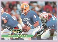 23~~BRETT FAVRE FOOTBALL CARDS~~INCLUDES HIS ~ROOKIE~ CARD!!