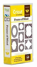 Cricut Frame Of Mind Project Cartridge Brand-new