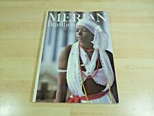 Zeitschrift Reisemagazin MERIAN - Brasilien / Heft