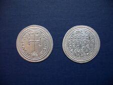 Byzantine Silver Miliaresion Of Artavasdus 742-43. PLEASE READ DESCRIPTION.