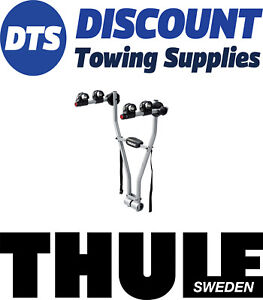 Thule 970 Xpress Towball Mounted 2 Bike Cycle Carrier