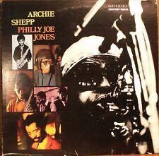 ARCHIE SHEPP-JOE JONES-VINILE 33 GIRI-