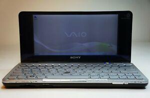 Sony Vaio P Black (VGN-P39VRL)