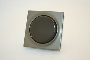 Gira TRIAS Facet / Forum / Gala Schalter mit Wippe in braun metallic