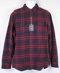 Grayers Men's Heritage Flannel Long Sleeves Shirt