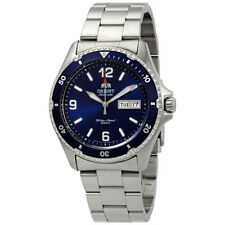 Orient Diver Mako II Automatic Blue Dial Mens Watch FAA02002D9