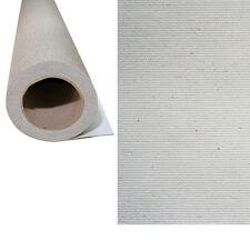 Baumwoll Misch Gewebe weiss grundiert Rolle 160x200cm (4.99€/qm)
