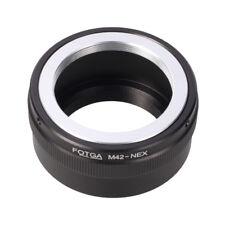 M42 Lens to Sony E Mount Camera Adapter for A7III A9 A72 A6500 A5000 NEX7 NEX6