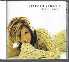 CD ALBUM 12 TITRES--KELLY CLARKSON--THANKFUL--2003