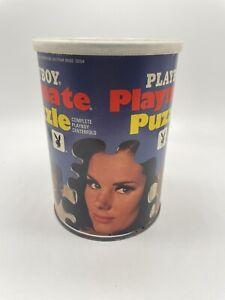 Playboy Playmate Miss January Leslie Bianchini 1968 Vintage Jigsaw Puzzle